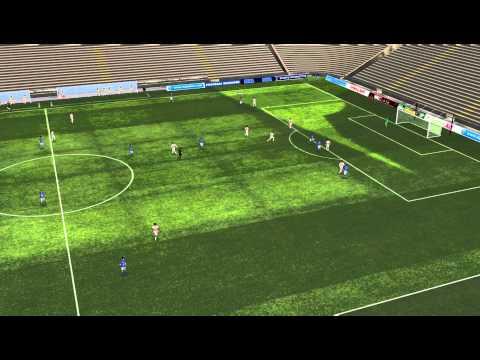 Stuttgart vs Schalke - Draxler Goal 82 minutes