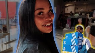 WE WENT ON A CRAZY SHOPPING SPREE!! | HEATHER AND TRELL