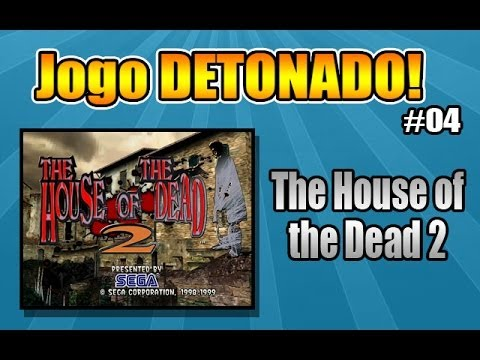 Um Classico The House Of The Dead 2