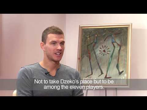 Interview 20 - Edin Džeko     English