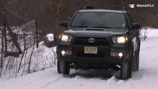 2011 Acura RDX vs Toyota 4Runner vs Range Land Rover LR4 review Mashup Review videos