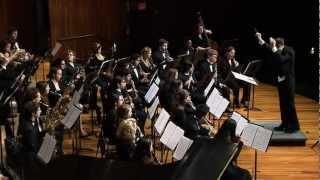 """MIT Wind Ensemble: """"Awakening"""" II"""