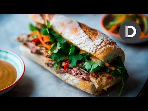 How to make... Banh Mi Sandwich!