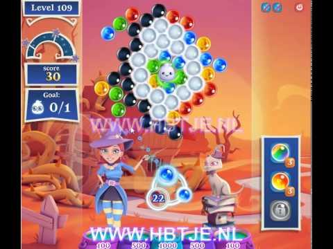 Bubble Witch Saga 2 level 109
