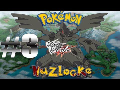 Pokemon Volt White Nuzlocke (P3) Catch & Release