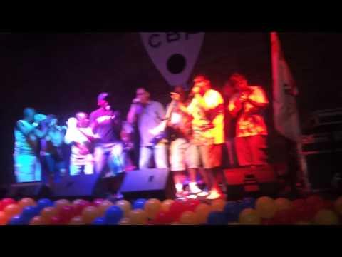 Bloco de segunda - Carnaval 2014 - Samba campeão!