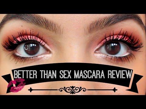 Better than Sex Mascara Review + Demo!