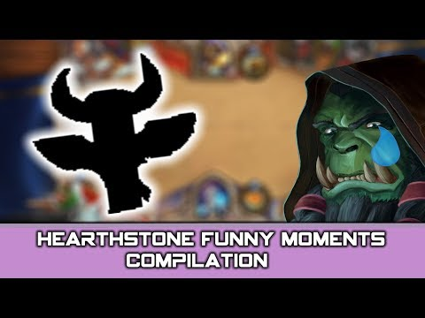 Hearthstone Funny Moments Compilation