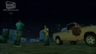 GTA Vice City Stories Walkthrough Mission #9 Waking