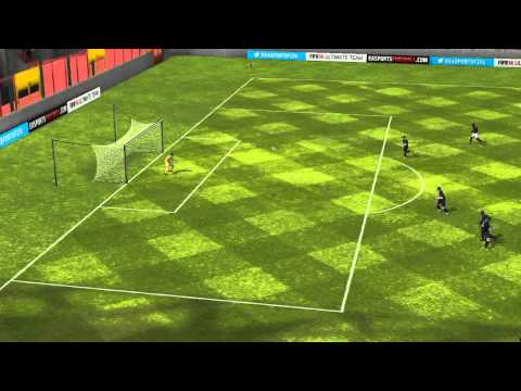 FIFA 14 Android - Milan VS Inter
