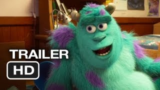 Monsters University Official Trailer #2 (2013) Monsters