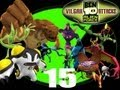 Let's Play Ben 10 Alien Force: Vilgax Attacks #15 - Evil Twin!