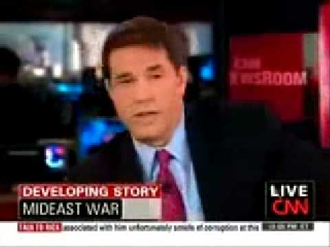 IDF Crimes - CNN exposes who started the war between Israel and Gaza 2009