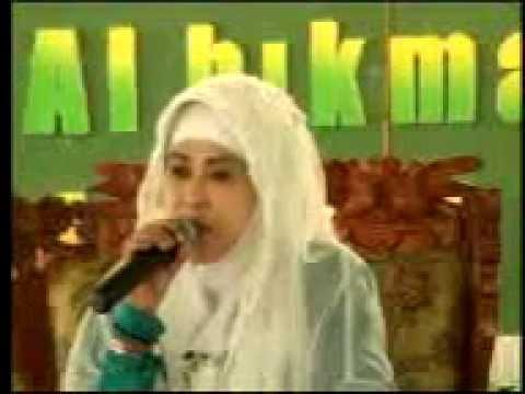 Ceramah Agama Hj. Izza Avcarina di Palembang. (Bhs Indonesia).3gp