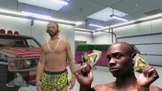 GTA 5 IM RICH BITCH (GTA 5 Funny Moments & Random Talk) Banning People With Money Glitch