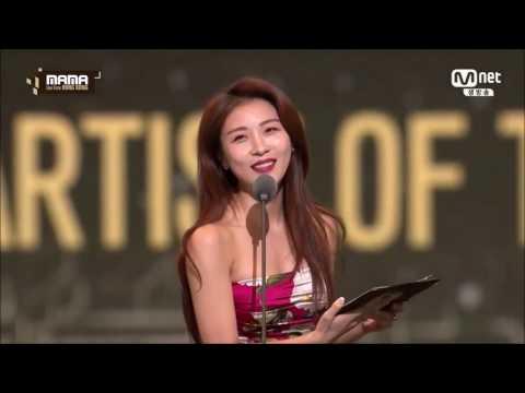 [2016 MAMA] 하지원 Ha Ji Won at Red Carpet and as Presenter Artist of the Year