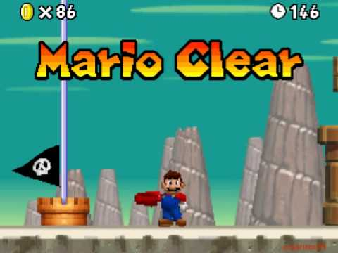 New Super Mario Bros Walkthrough Part 17 - YouTube, New Super Mario Bros Walkthrough Console: Nintendo DS Levels: World 6-T World 6-3 World 6-4 World 6-T2 Hello everyone! this is my 5th walkthrough. This will ...
