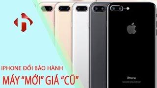 iPhone Đổi Bảo Hành: Chính Hãng VN/A, Mới 100% chưa Active giá Cực Rẻ , Chất Lượng | HungMobile
