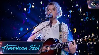 """Maddie Poppe Sings """"Don't Ever Let Your Children Grow Up"""" - Finale - American Idol 2018 on ABC"""