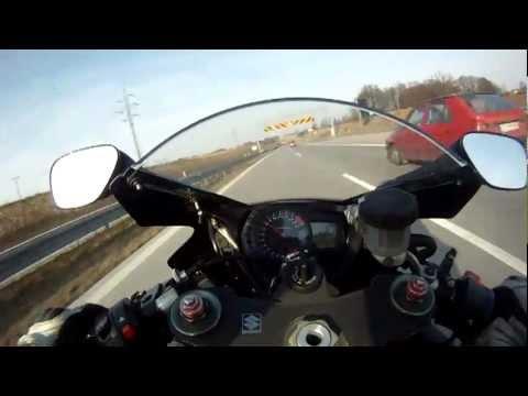 Suzuki Gsxr 1000 Topspeed - suzuki Video