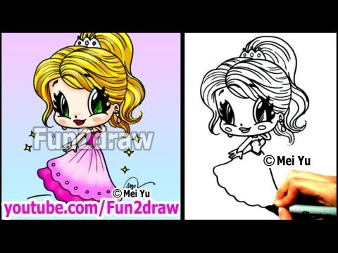 Awesomely cute teen drawings youtube for Fun things to draw for girls