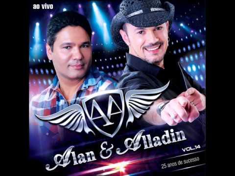 Alan e Aladin-Amiga