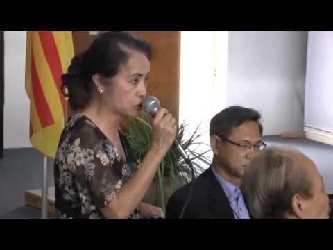 Buổi Họp Báo Về Dự Án Xây Dựng Tượng Đài Đức Thánh Trần Tại Khu Vực Little Saigon /P2