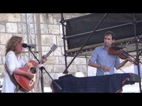 Tift Merritt and Andrew Bird - Drifted Apart - Newport Folk Festival - 7-28-13