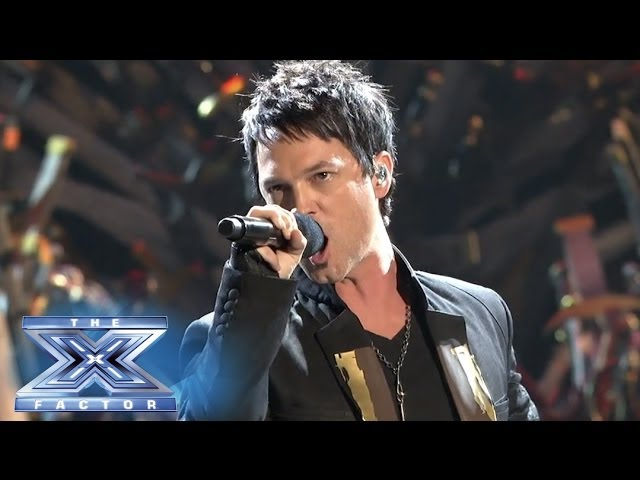 "Jeff Gutt Goes ""Bohemian"" - THE X FACTOR USA 2013"