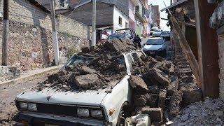 [Earthquake Hits Mexico] Video