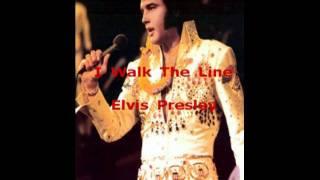 I Walk The Line Elvis Presley
