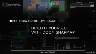 Doom - SnapMap level editor