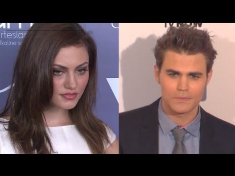 Paul Wesley Dating Phoebe Tomkin After Torrey DeVito Divorce!