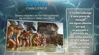 2nd Swim Challenge Cascais 2013