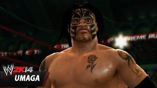 WWE 2K14 Community Showcase: Umaga (Xbox 360)