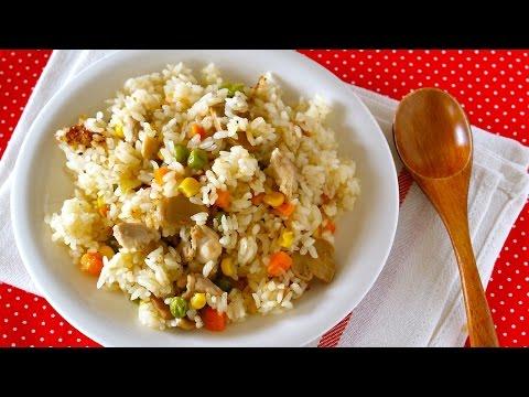 【DIY料理星球】- 新疆雞肉抓飯