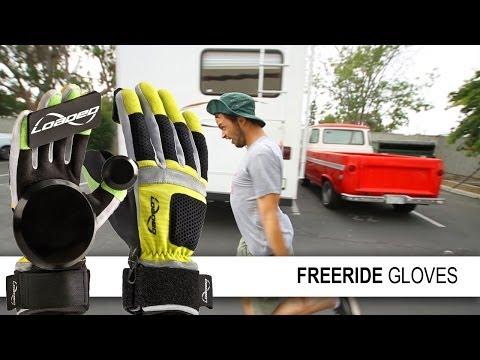 Glove Breakdown | Freeride Gloves V.6