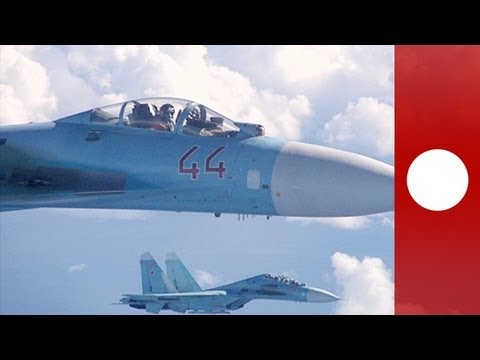 Code name 'Vigilant Skies': Russian and NATO jets hold joint anti-terror exercise in Poland
