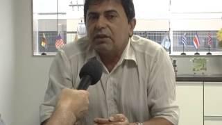 Entrevista com Manoel Rodrigues da Silva - Presidente do Sintero -