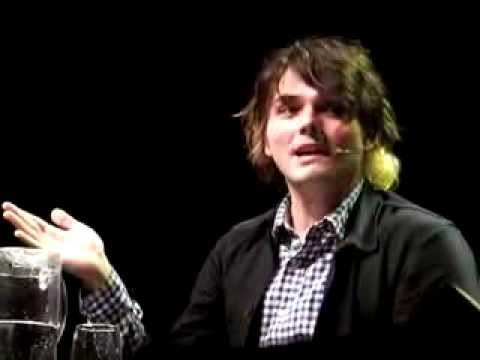Gerard Talking about MCR!