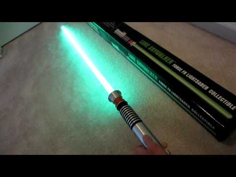 Master Replicas fx Lightsaber Yoda Master Replicas Force fx