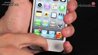 Celular Apple IPhone 4S (Video Reseña)