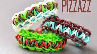 How To Make A Pizzazz Rainbow Loom Bracelet