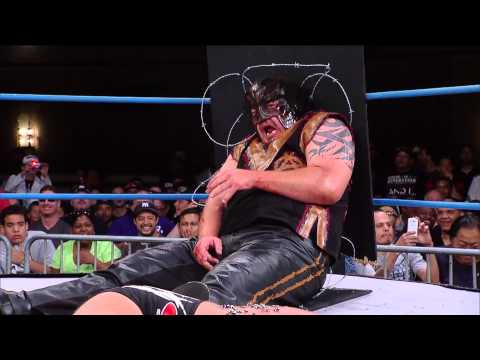 Monsters Ball:  Bram vs. Abyss (Aug 7, 2014)