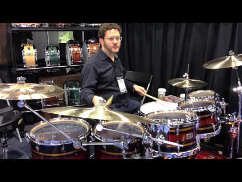 Master Crafted Drums | NAMM 2013