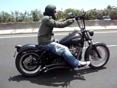Harley Street Bob Youtube