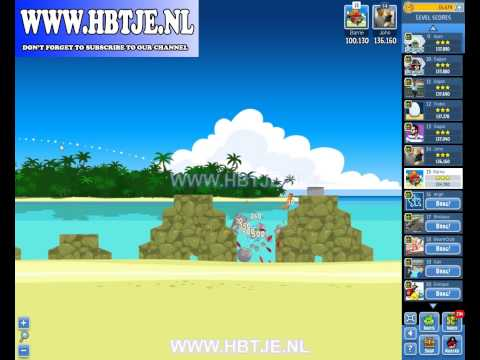 Angry Birds Friends Tournament Week 66 Level 6 high score 136k (tournament 6)