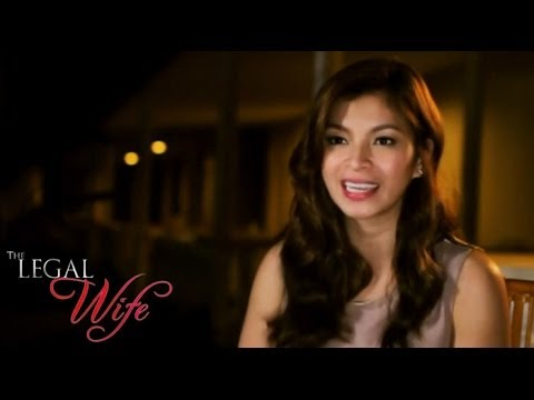 THE LEGAL WIFE : Angel Locsin on playing MONICA
