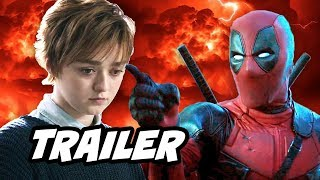 New Mutants Official Trailer and Deadpool Easter Eggs Breakdown