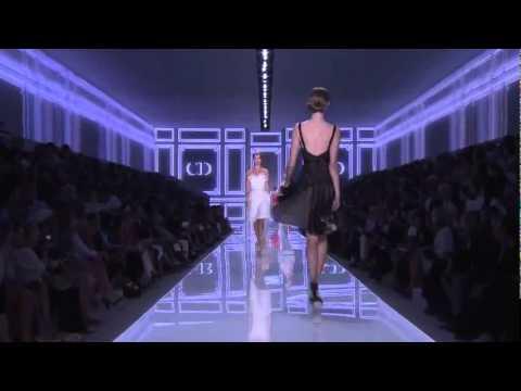 Desfile Dior-Paris Fashion week- Verão 2012